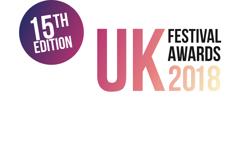 UK Festival Awards 2018