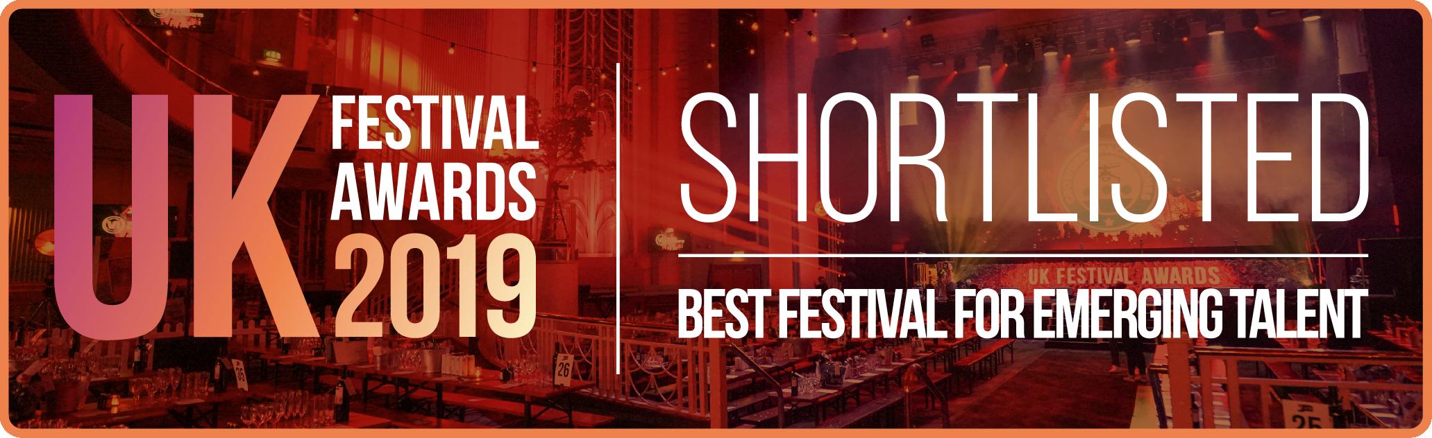 best festival for emerging talent